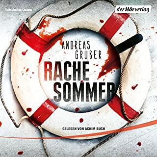 Rachesommer audiobook cover art