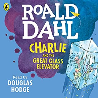 Charlie and the Great Glass Elevator cover art