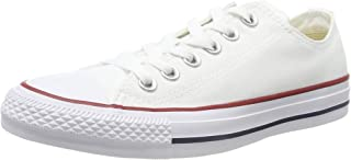 Converse All Star Chuck Taylor Optical White Lo Top White 9.5 B(M) US Women / 7.5 D(M) US