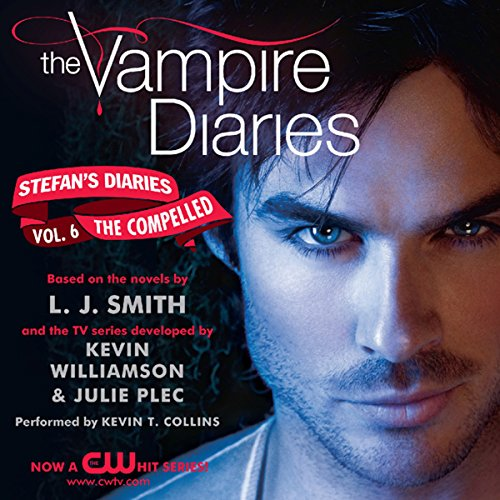 The Vampire Diaries: Stefan's Diaries, Book 6 audiobook cover art