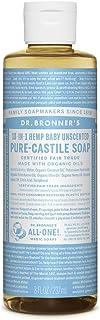 Dr Bronner's, Baby Soap Liquid Castile, 8 Fl Oz