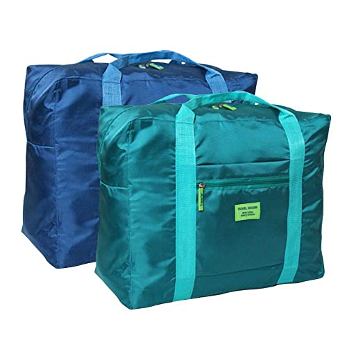 1ba31e09f Foldable Travel Duffel Bag 20'' Lightweight Waterproof Travel Luggage Bag(Pack  ...