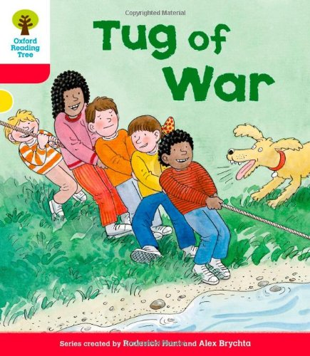 Oxford Reading Tree: Level 4: More Stories C: Tug of Warの詳細を見る