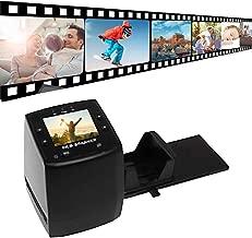 $60 » Film Scanner, KKmoon Mini Digital Film Scanner Converts 126KPK/135/110/Super 8 Films Slides Negatives to 22M Digital Photos 2.4inch LCD Screen 128MB Built-in Memory