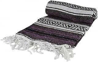 Mexican Blanket (Purple)