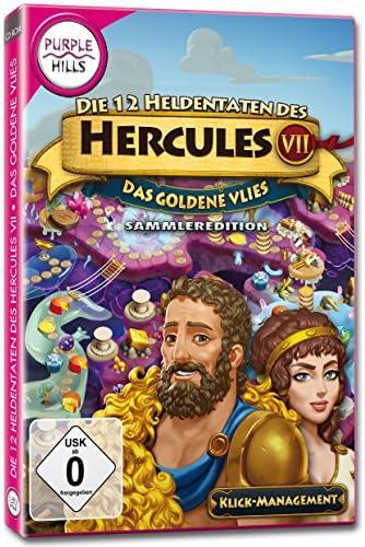 Read more about the article Die 12 Heldentaten des Herkules 7 – Das goldene Vlies Sammler [Windows 7]