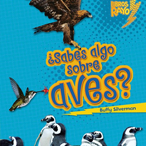 ¿Sabes algo sobre aves? [Do You Know About Birds?] copertina