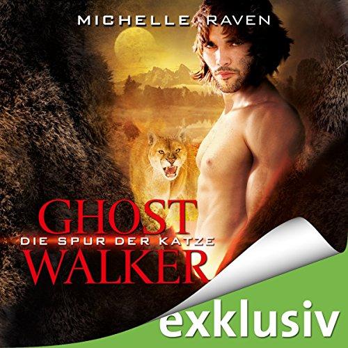 Die Spur der Katze (Ghostwalker 1) audiobook cover art