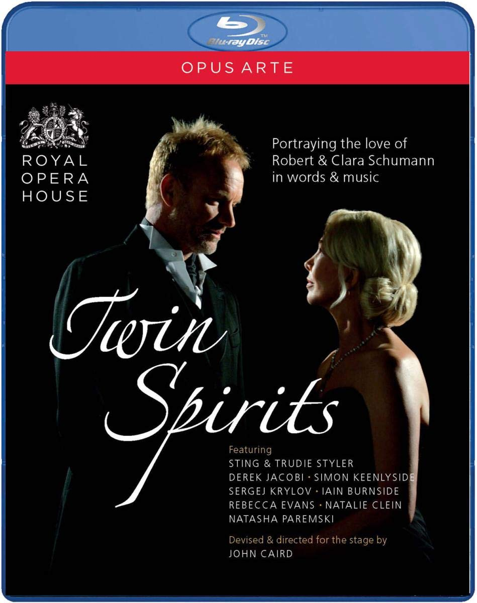 Twin Spirits: Sting Schumann Max 61% OFF performs Ranking TOP9