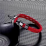 Zoom IMG-2 qiuling braccialetto ancora moda aereo