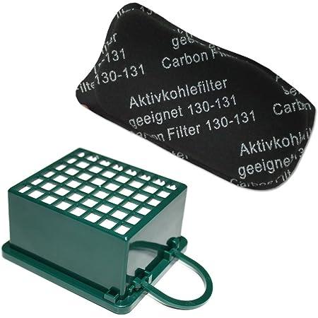 SC NEU//OVP Mikrofilter 3 Stück für Vorwerk Kobold 130 131