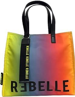 Rebelle borsa in nylon multicolore free to choose.