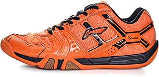 LI-NING Men Saga Lightweight Badminton Shoes Breathable Professional Sport Shoes AYTM085