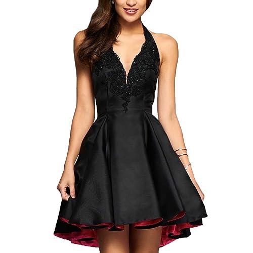 Short Black Prom Dress Amazon