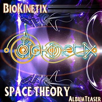 Biokinetix - Space Theory EP