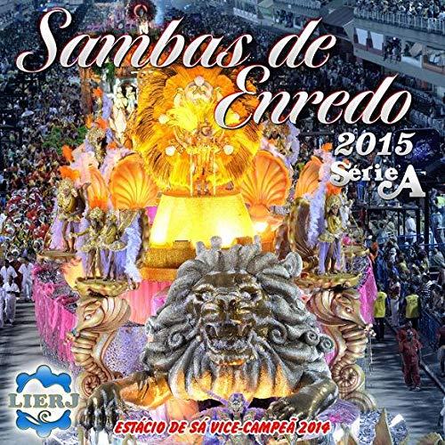 Sambas de Enredo 2015 - Série A [CD]