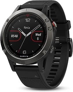 Garmin fenix 5 Slate Gray GPS Watch WW,Smartwatches