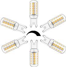 G9 Dimbaar LED Lamp Ledlampen Warm Wit 2700K Wowatt 5W Vervangt 40W Halogeenlamp 230V 420LM 360° Stralingshoek Pinbasis Ge...