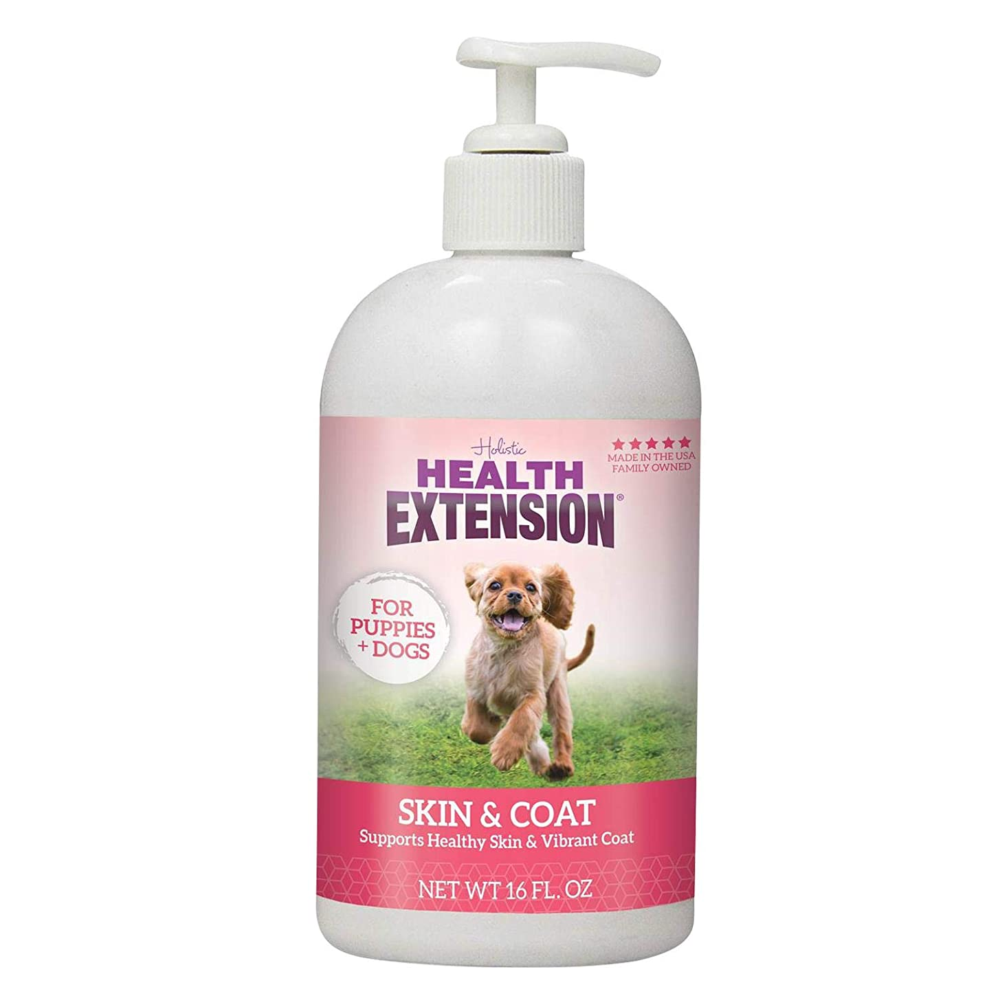 法的良いカップHealth Extension Skin and Coat Oil Conditioner, 16-Ounce by Health Extension