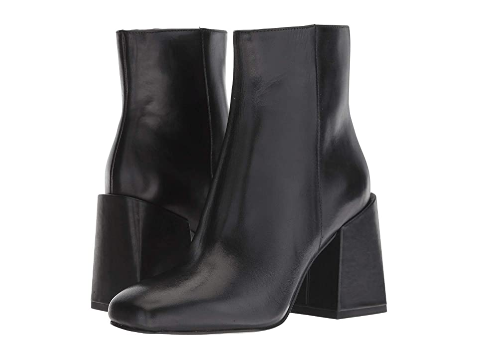 Nine West Apphappy (Black Leather) Women