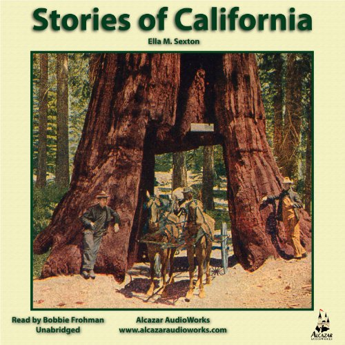 Stories of California audiobook cover art