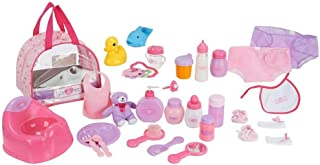 You & Me 69928 30 Piece Baby Doll Care Accessories in Bag