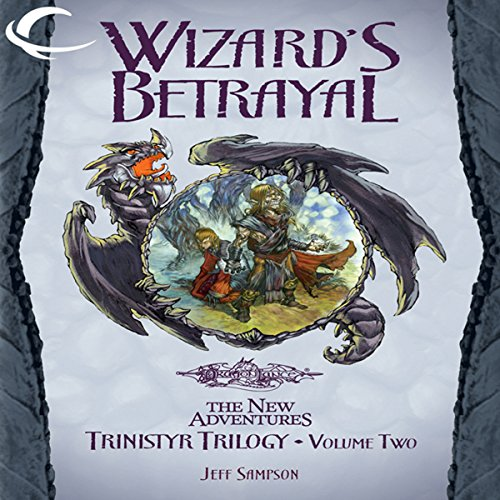 Wizard's Betrayal cover art