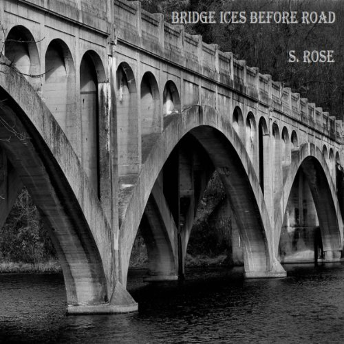 Bridge Ices Before Road audiobook cover art