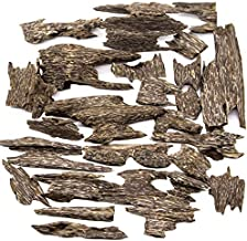 Vietnam Natural Agarwood Chips - Oud Chips - Grade Triple Super - Having sweeted-Scent, Long Lasting Smell (100 Grams)