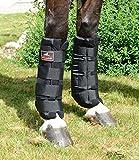 VITANDAR Therapeutische Stallgamaschen für Pferde mit Infraroteffekt, Classic, 1 Paar, vorn, Gr. M