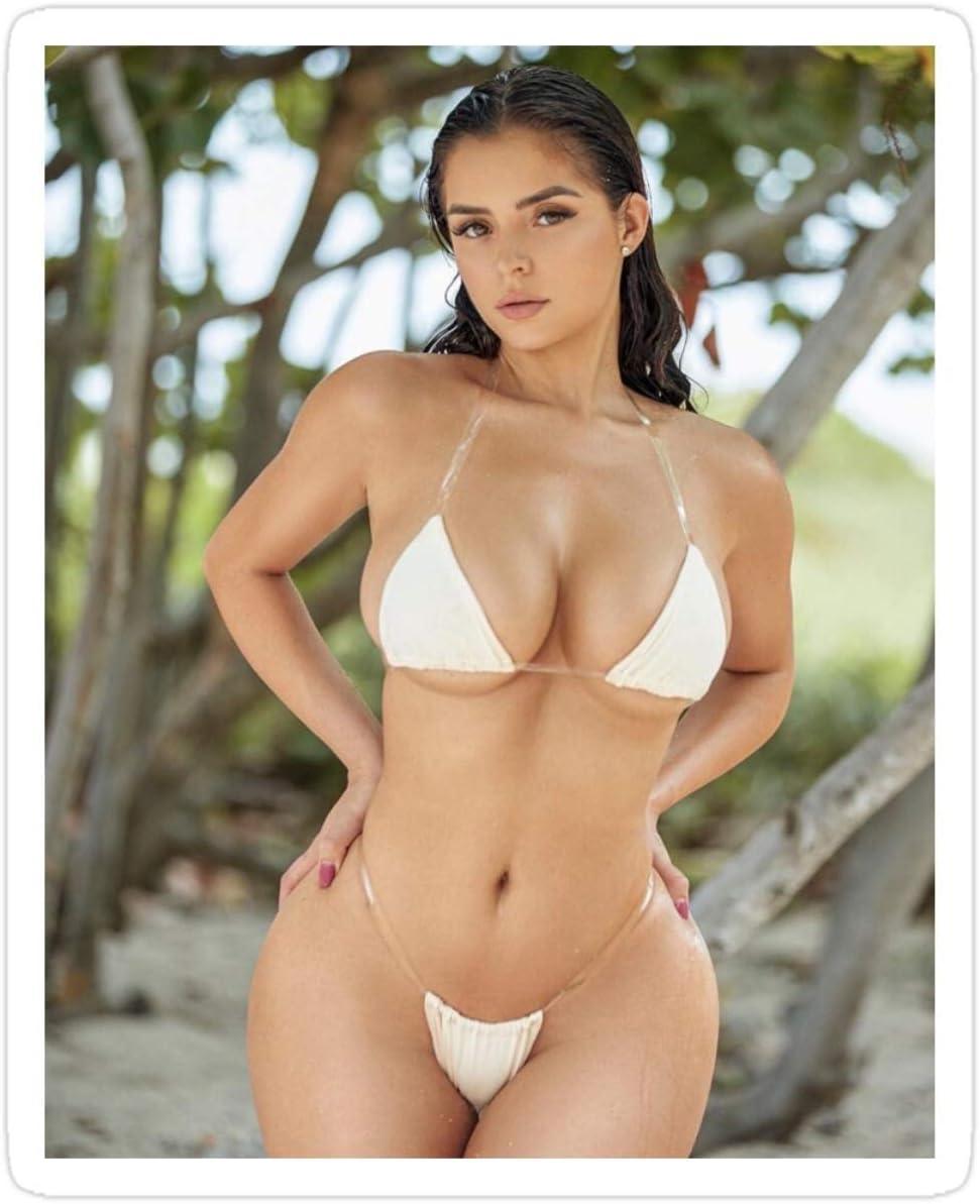 Rose bikini demi Demi Rose