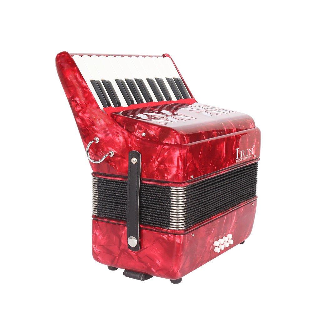 Festnight Accordion Educational Instrument Beginners