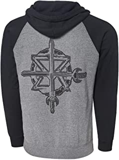 WWE Seth Rollins Beast Slayer Full Zip Hoodie Sweatshirt
