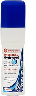 Burnshield Premium Hyrdogel Burn Spray 4.5 oz (125 ml)