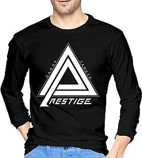 Openups Daddy Yankee Logo Leisure Men's Long Sleeve T-Shirts Black