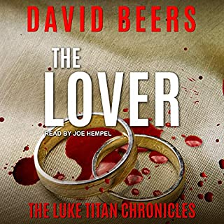 The Lover audiobook cover art