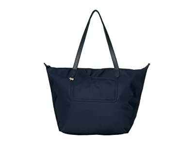 Radley London Pocket Essentials Large Zip Top Tote (Ink) Handbags