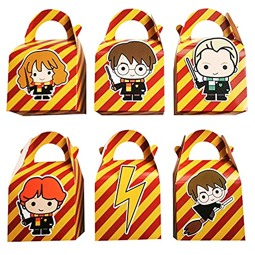 Cajas para Dulces Harry Potter para Fiestas (Pack de 12) 17 ×...
