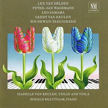 Sonate per violino e pianoforte, Op. 82 - Great Expectations, Op. 26