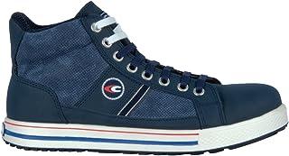 Cofra NT240-000.W39 Chaussures de s/écurit/é New Ticino S1 P SRC Taille 39 Bleu