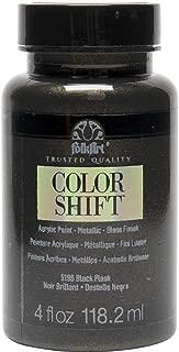 folk art color shift black flash