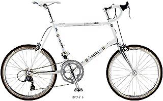 """GIOS(ジオス) ANTICO(アンティーコ) (CLARIS 2x8速) ミニベロバイク20"""" [ホワイト]"""