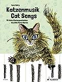 Katzenmusik: 12 kleine Klaviergeschichten. Klavier.