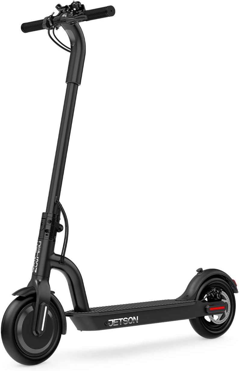 Jetson Eris Folding teen Electric Scooter - with Phone Holder and LCD Display