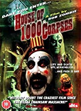 House of 1000 Corpses POSTER Movie (11 x 17 Inches - 28cm x 44cm) (2003) (Style B)
