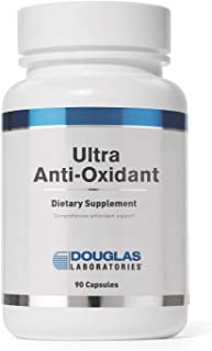 Douglas Laboratories - Ultra Anti-Oxidant - Potent Blend of Various Antioxidant Sources to Support Healthy Aging - 90 Caps...