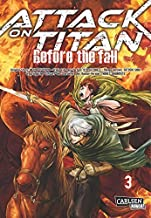 Attack on Titan - Before the Fall 03 by Hajime Isayama (2015-10-28)