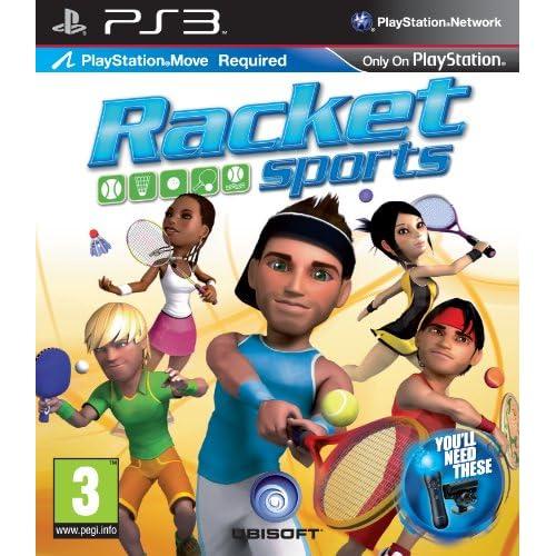 Racket Sports - Move Compatible (PS3) [Edizione: Regno Unito]