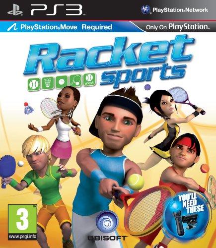 Racket Sports - Move Compatible (PS3) [Importación inglesa]