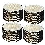 SaferCCTV 4 Pack HWF62 A Humidifier Filter Replacement for Holmes HM1281 HM1701 HM1761 HM1297 HM2409, Sunbeam SCM1100 SCM1701 SCM1702 SCM1762 SCM2409, Bionaire